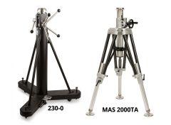 Metrology stands for KinAiry laser tracker field test